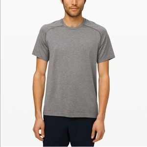 Lululemon Metal Vent Tech SS 2.0*Anchor/Light Cast